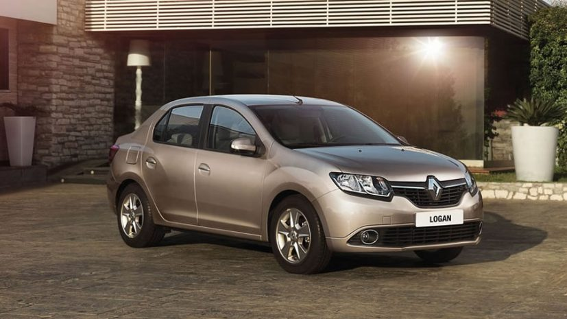 Renault Logan Signature 2021