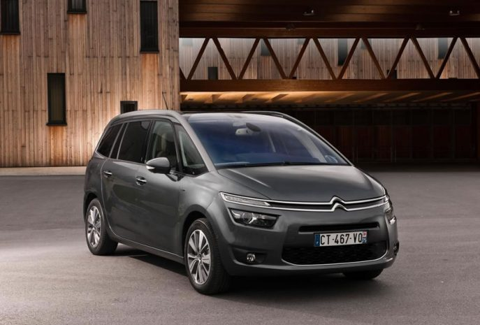 Citroën Grand C4 Spacetourer Grand 2020