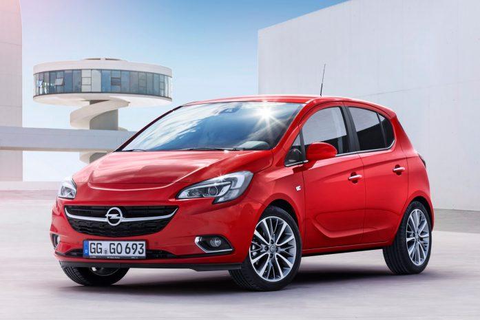Opel Corsa Highline 2019