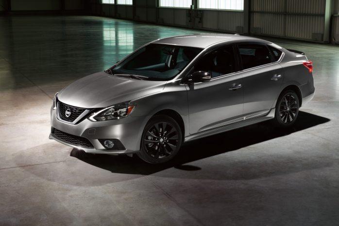 Nissan Sentra Full Option 2019