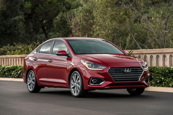 Hyundai Accent Smart Fun 2021
