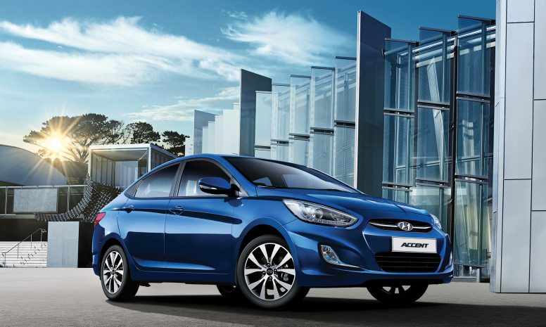 Hyundai Accent GL S/R Sedan 2019