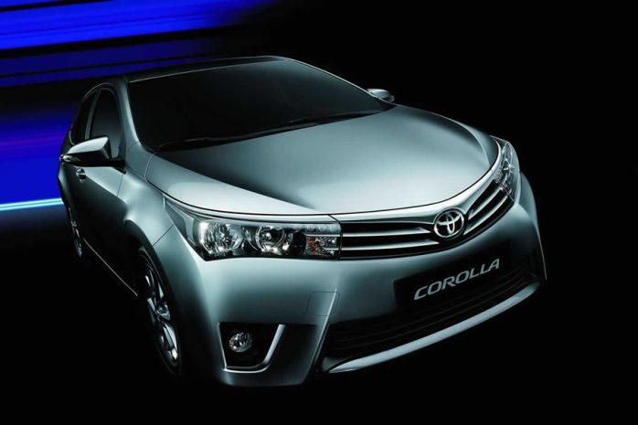 Toyota Corolla Basic A/T 2018