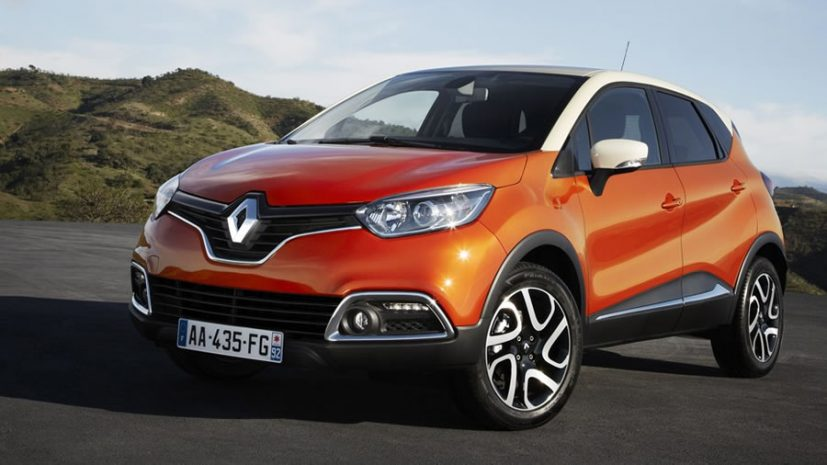 Renault Captur Dynamic 2019