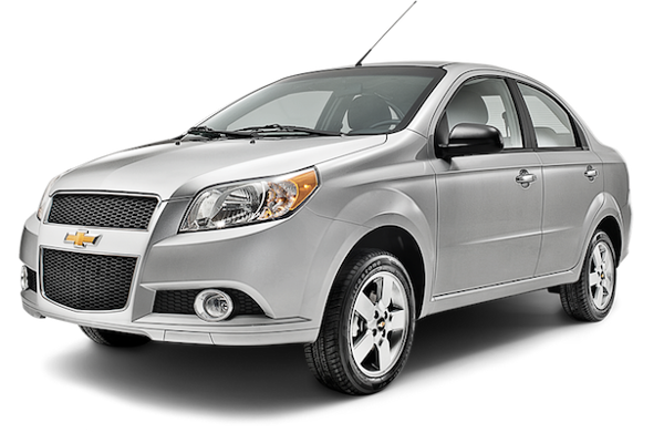Chevrolet Aveo Highline 2019