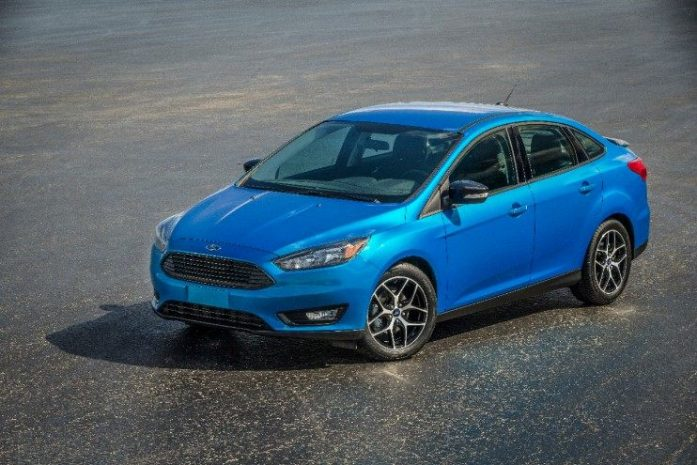 Ford Focus Sport Sedan 2019