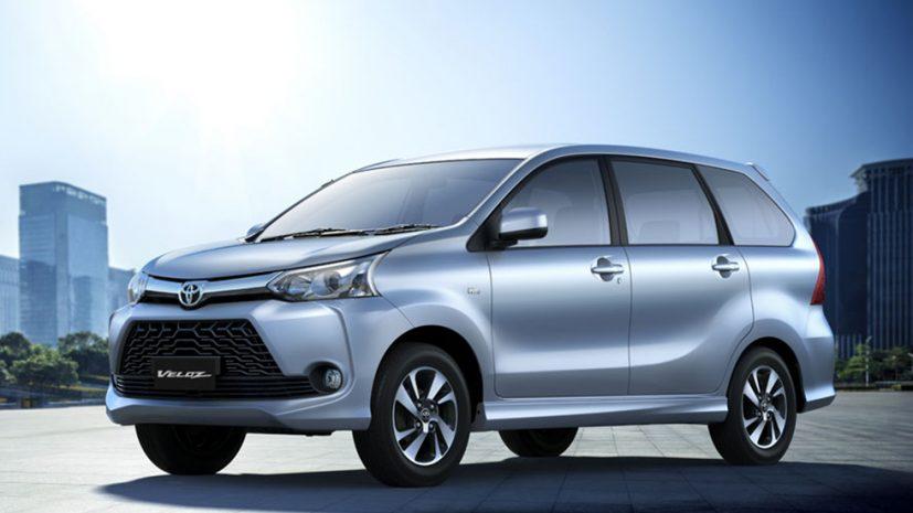 Toyota Avanza Automatic 1.5 2019
