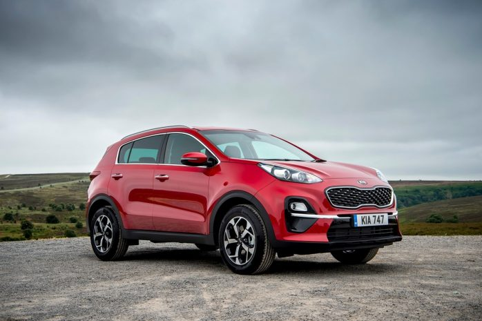 KIA Sportage LX Full Options 2021