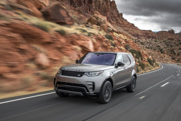 Land Rover Discovery Luxury 3.0 2020