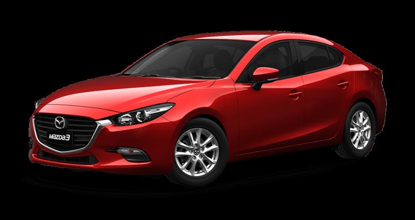 Mazda 3 Sedan Luxury 2020