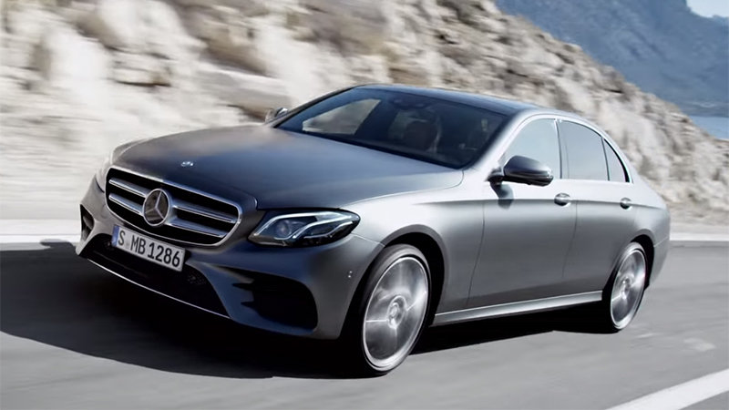 Mercedes-Benz E200 Aventgarde 2020