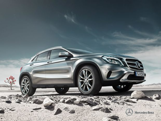 Mercedes Benz GLA-200 Urban 2020