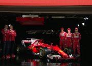 بالفيديو.. فيراري تكشف عن سيارتها الجديدة لموسم 2017 في الفورمولا 1