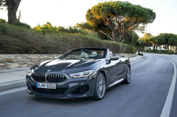 BMW M850i xDrive Convertible 2020