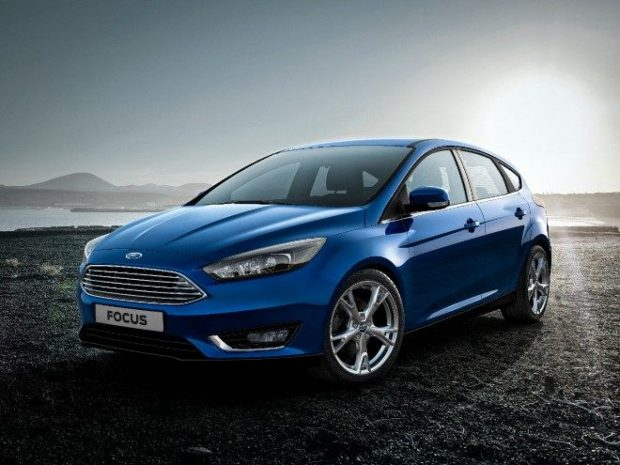 Ford Focus Sport Hatchback 2019