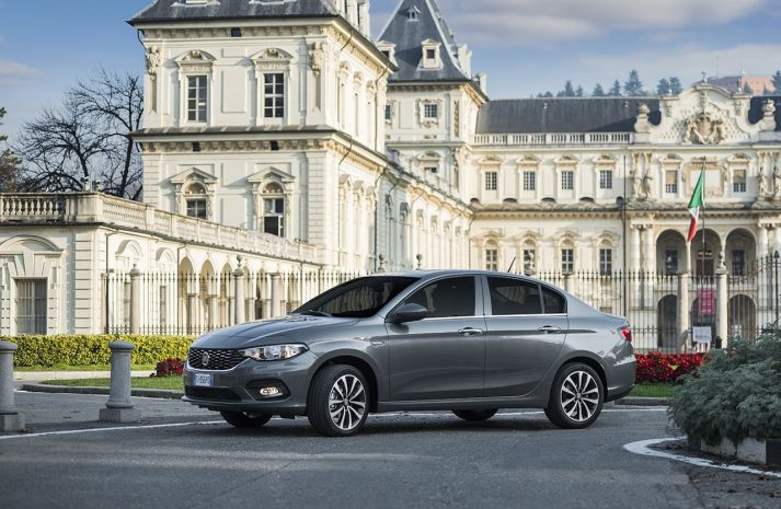 Fiat Tipo Automatic Highline 2021