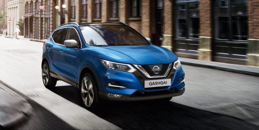 Nissan Qashqai Highline 2020