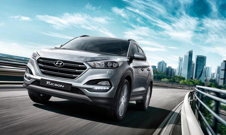 Hyundai Tucson GL 2020