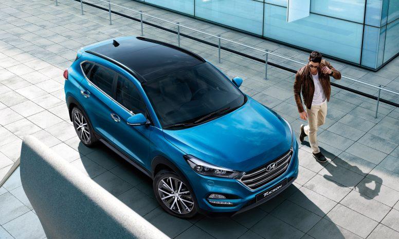 Hyundai Tucson GLS Plus 2020