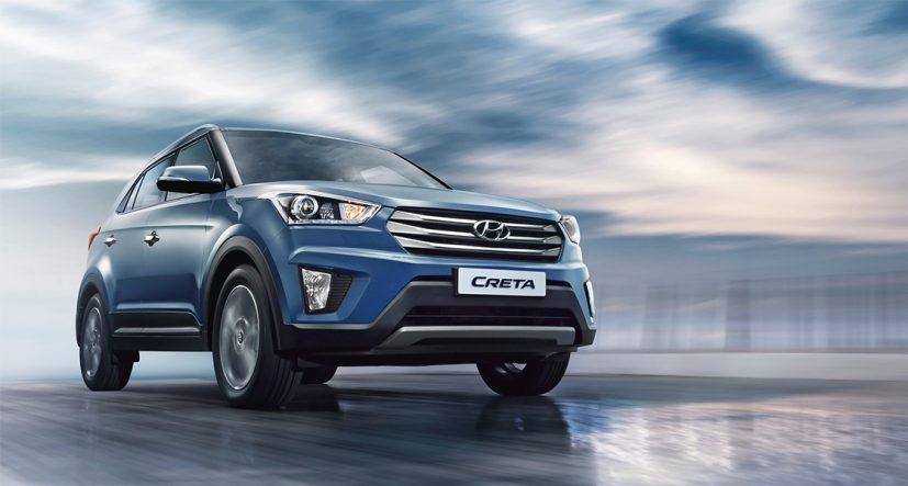 Hyundai Creta BaseLine 2019