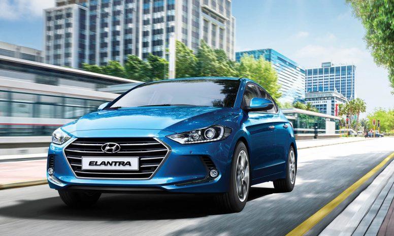 Hyundai Elantra GLS Exclusive