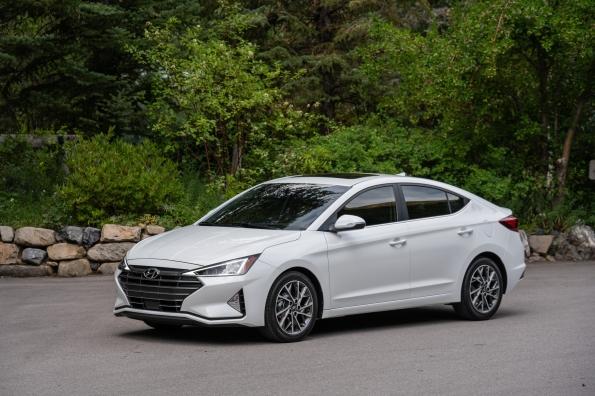 Hyundai Elantra AD GL 2020