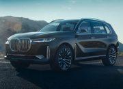BMW X7 2019 تنطلق بصورة رسمية في أكتوبر