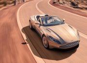 أستون مارتن تكشف عن دي بي 11 فولانتى الجديدة كلياً بتصميم مثير وقلب نابض من مرسيدس إيه إم جي