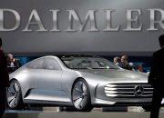 دايملر أوتو جروب، الشركة الأم لمرسيدس بنز على وشك الإنقسام إلى ثلاثة كيانات