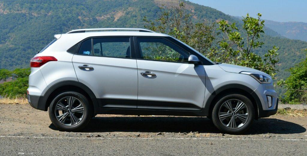 هيونداى كريتا 2017 كروس أوفر كورية هندية متواضعة تحاول الثبات فى وجه المنافسة Motors Plus
