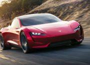 تسلا تصعق عالم السوبر كارز بسيارتها الرودستر الجديدة كلياً 2020 بإنطلاقة من 0-96 كم فى 1.9 ثانية فقط