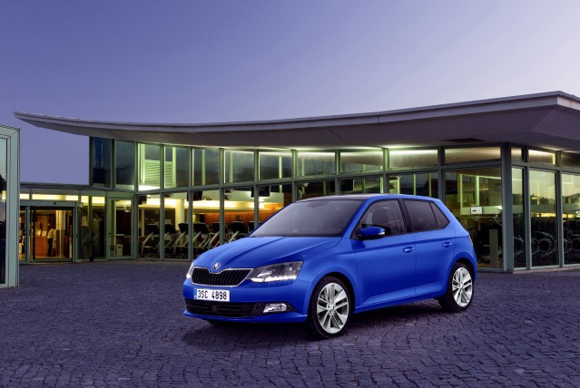 Škoda Fabia Ambition 2019