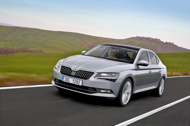 Škoda Superb Active Plus 2020
