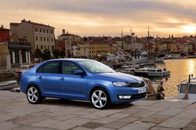 Škoda Rapid Active 2019