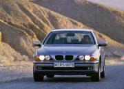 أيقونات: بي إم دبليو الفئة الخامسة، بداية السيارة الصالون الرياضية