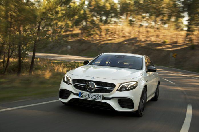 Mercedes-Benz E300 AMG 2020
