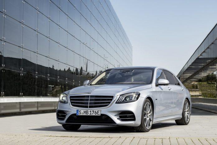 Mercedes Benz S450 2020