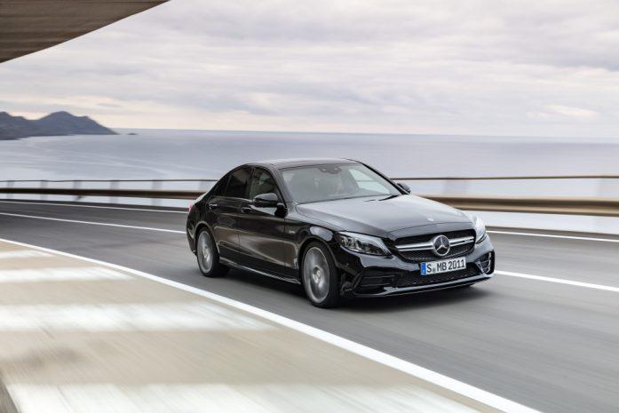 Mercedes-Benz C180 Exclusive 2019