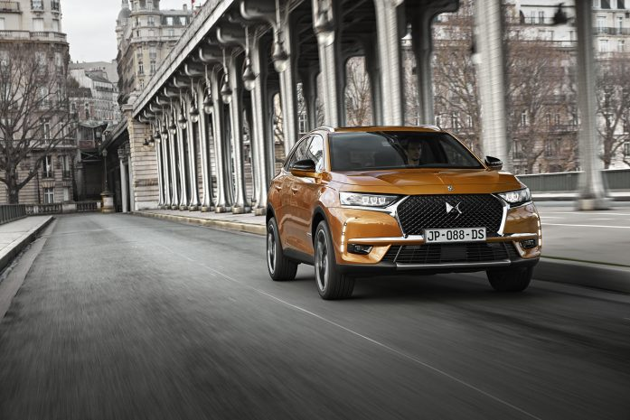 Citroën DS7 Crossback Be Chic 2021