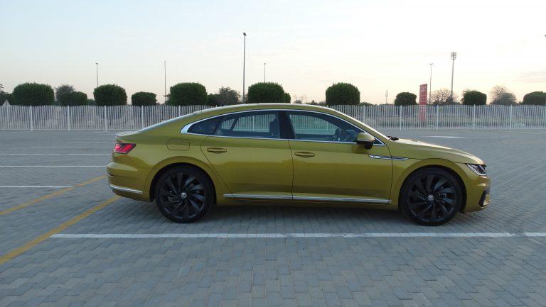 فولكس فاجن آرتيون - تجربة قيادة في الخليج - Motors Plus