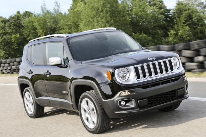 Jeep Renegade Limited 4×2 2020