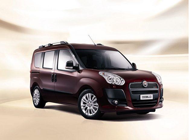 Fiat Doblò 5 seats 2019
