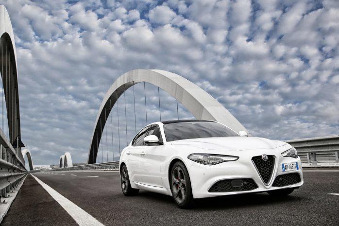 Alfa Romeo Giulia  Super Plus 2020