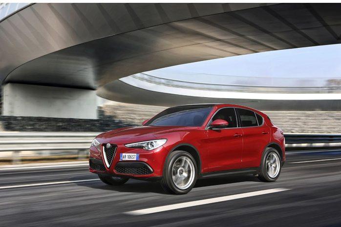 Alfa Romeo Stelvio High Line AWD 2019