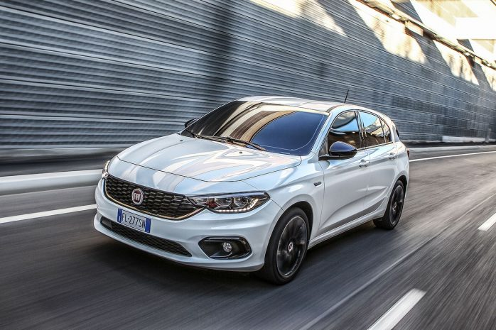 Fiat Tipo Hatchback Full Options 2021