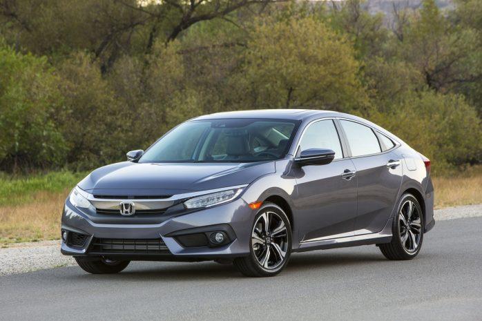 Honda Civic VTI 2019