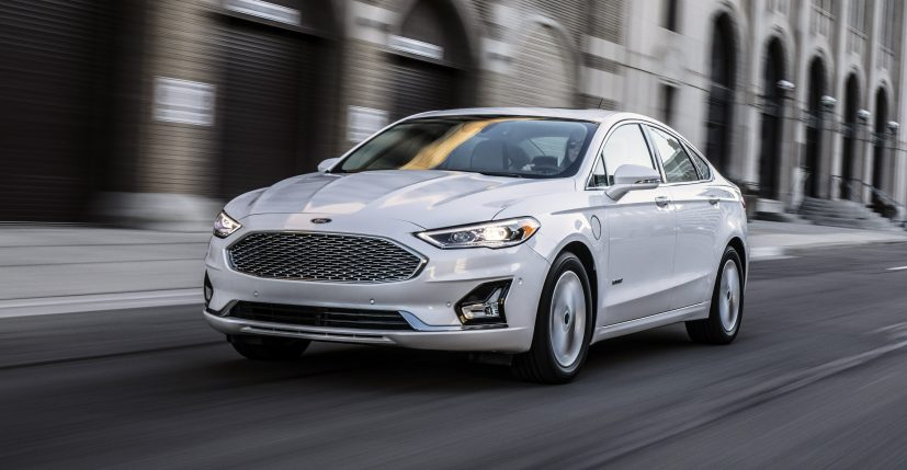 Ford Fusion Sport 2019