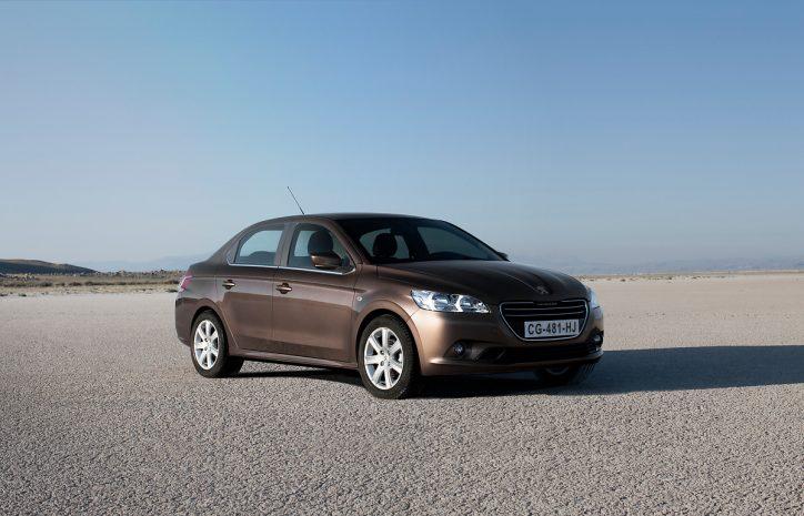 Peugeot 301 Allure 2020