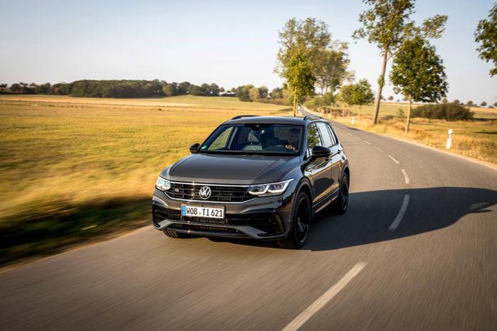 VW Tiguan Elegance 2021