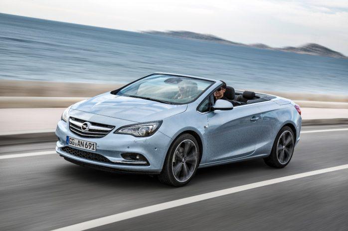 Opel Cascada 2019